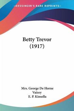 Betty Trevor (1917)
