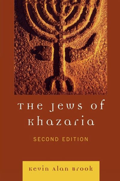 The Jews of Khazaria - Brook, Kevin Alan