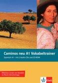 Caminos 1. Neu. Vokabeltrainer (A1). Vokabelheft + 2 Audio-CDs + 1 CD-ROM