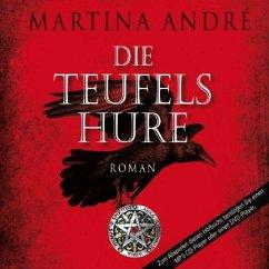 Die Teufelshure (MP3-CD) - André, Martina