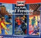 3er Box Geheimnisvolle Schriften / Fünf Freunde Bd.44/48/58 (3 Audio-CDs)