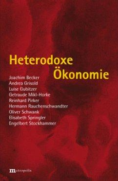 Heterodoxe Ökonomie