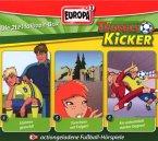 Teufelskicker - Die 2te Halbzeit-Box, 3 Audio-CDs