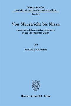 Von Maastricht bis Nizza. - Kellerbauer, Manuel