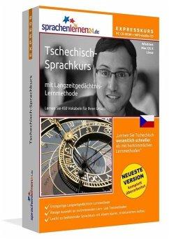 Tschechisch-Expresskurs, CD-ROM m. MP3-Audio-CD