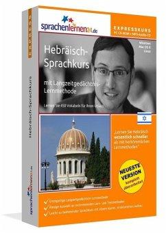 Hebräisch-Express-Sprachkurs, CD-ROM m. MP3-Aud...