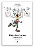 Lisa Lesemaus. Lese- und Schreibmaterial / Lisas Lautkarten. Druckschrift / Lateinische Ausgangsschrift.