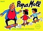 Papa Moll Band 5, gelb