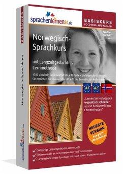 Norwegisch-Basiskurs, PC CD-ROM m. MP3-Audio-CD