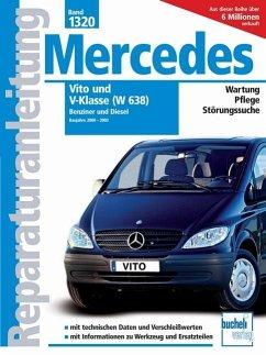 Mercedes Vito und V-Klasse, Serie W638, 2000-2003 - Russek, Peter
