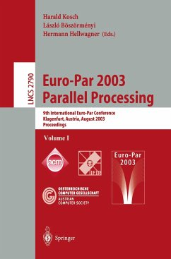 Euro-Par 2003 Parallel Processing - Kosch