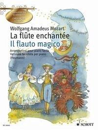 La flûte enchantée KV 620/ Il flauto magico KV 620, Klavierauszug