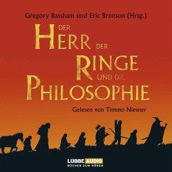 Der Herr der Ringe und die Philosophie - Klüger werden mit dem beliebtesten Buch der Welt (MP3-Download) - Bassham, Gregory; Bronson, Eric