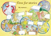 Das Poster zu den Kurzgeschichten / Time for stories .1-10
