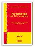 Kieler Leseaufbau / Einzeltitel / Kieler Leseaufbau. Karteikarten in Druckschrift (ungeschnitten)