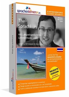 Thai-Expresskurs, PC CD-ROM m. MP3-Audio-CD