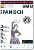 Spanisch gehirn-gerecht, 1 Basis, CD-ROM