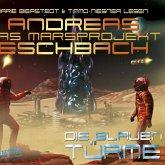 Die blauen Türme / Marsprojekt Bd.2 (MP3-Download)