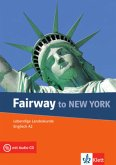 Fairway to New York. Buch und Audio-CD