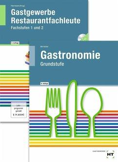 Grundstufe Gastronomie / Gastgewerbe Restaurantfachleute. Paket - Klein, Helmut;Herrmann, F. Jürgen