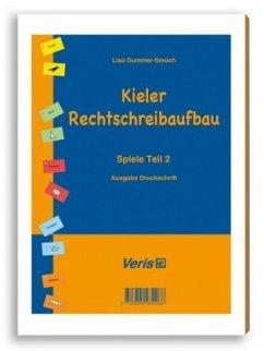Kieler Rechtschreibaufbau / Einzeltitel / Kiele...