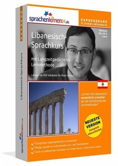 Libanesisch-Expresskurs, PC CD-ROM m. MP3-Audio-CD