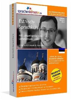 Estnisch-Expresskurs, PC CD-ROM m. MP3-Audio-CD