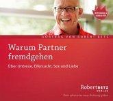 Warum Partner fremdgehen!?, Audio-CD