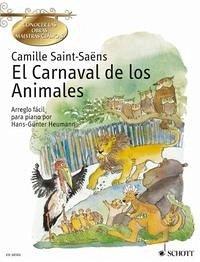 El Carnaval de los Animales, Klavier