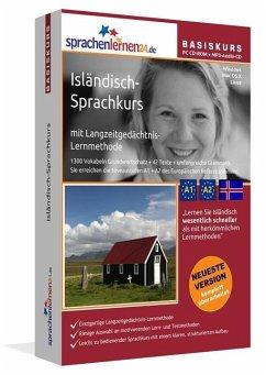 Isländisch-Basiskurs, PC CD-ROM m. MP3-Audio-CD
