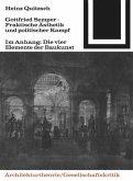 Gottfried Semper - Praktische Ästhetik und politischer Kampf