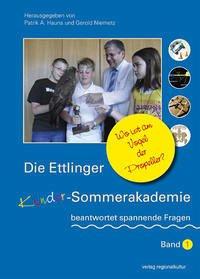 Die Ettlinger Kinder-Sommerakademie beantwortet spannende Fragen
