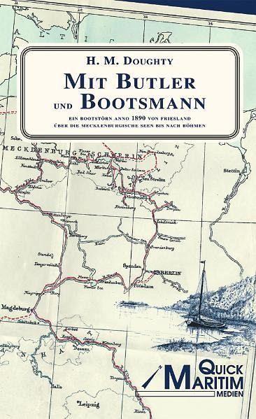 Mit Butler und Bootsmann - Doughty, Henry M.