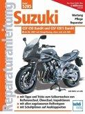 Suzuki GSF 650 Bandit ab Modelljahr 2007