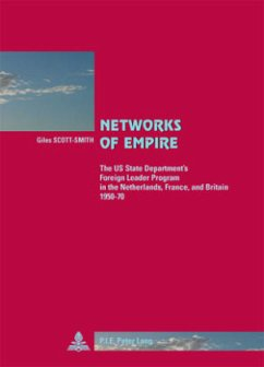 Networks of Empire - Scott-Smith, Giles