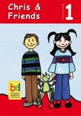 Learning English with Chris & Friends. Workbook 1 mit Audio-CD