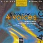 4 voices - CD Edition. Die klingende Chorbibliothek. CD 1. 1 AudioCD