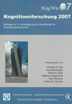 Kognitionsforschung 2007