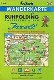 Fritsch Karte - Ruhpolding, Inzell