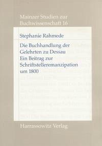 Die Buchhandlung der Gelehrten zu Dessau