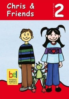 Learning English with Chris & Friends. Workbook...