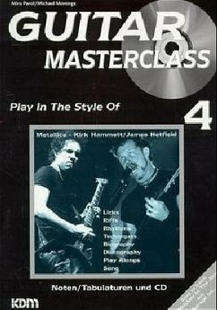 Guitar Masterclass Band 04