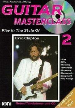 Guitar Masterclass Band 02