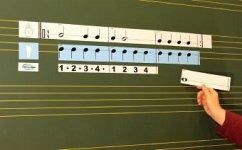 Rhythmus mit Hand und Fuß - Startset 4/4-Takt - Leuchtner, Martin; Waizmann, Bruno