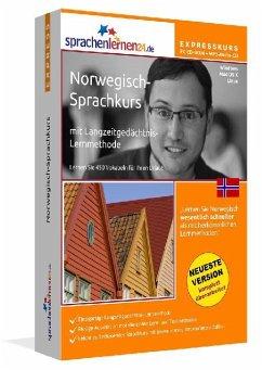 Norwegisch-Expresskurs, PC CD-ROM m. MP3-Audio-CD