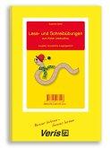 Lese- und Schreibübungen zum Kieler Leseaufbau. Druckschrift