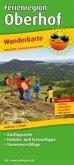 PublicPress Wanderkarte WM Ferienregion Oberhof