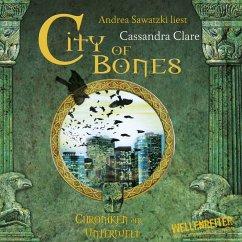 City of Bones / Chroniken der Unterwelt Bd.1 (MP3-Download) - Clare, Cassandra