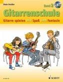 Gitarrenschule, m. Audio-CD