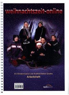 Weihnachtszeit - online (Arbeitsheft) - Eicker-Grothe, Ruthhild
